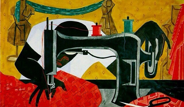 Jacob Lawrence Piece