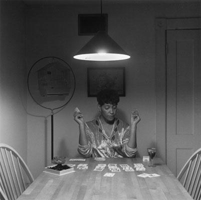 Kitchen Table Series : Patonya Parker