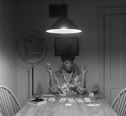 Kitchen Table Series : Patonya Parker
