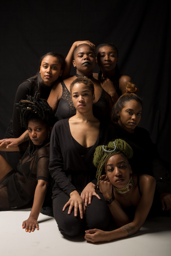 Black Beauties With The Power Cosmic