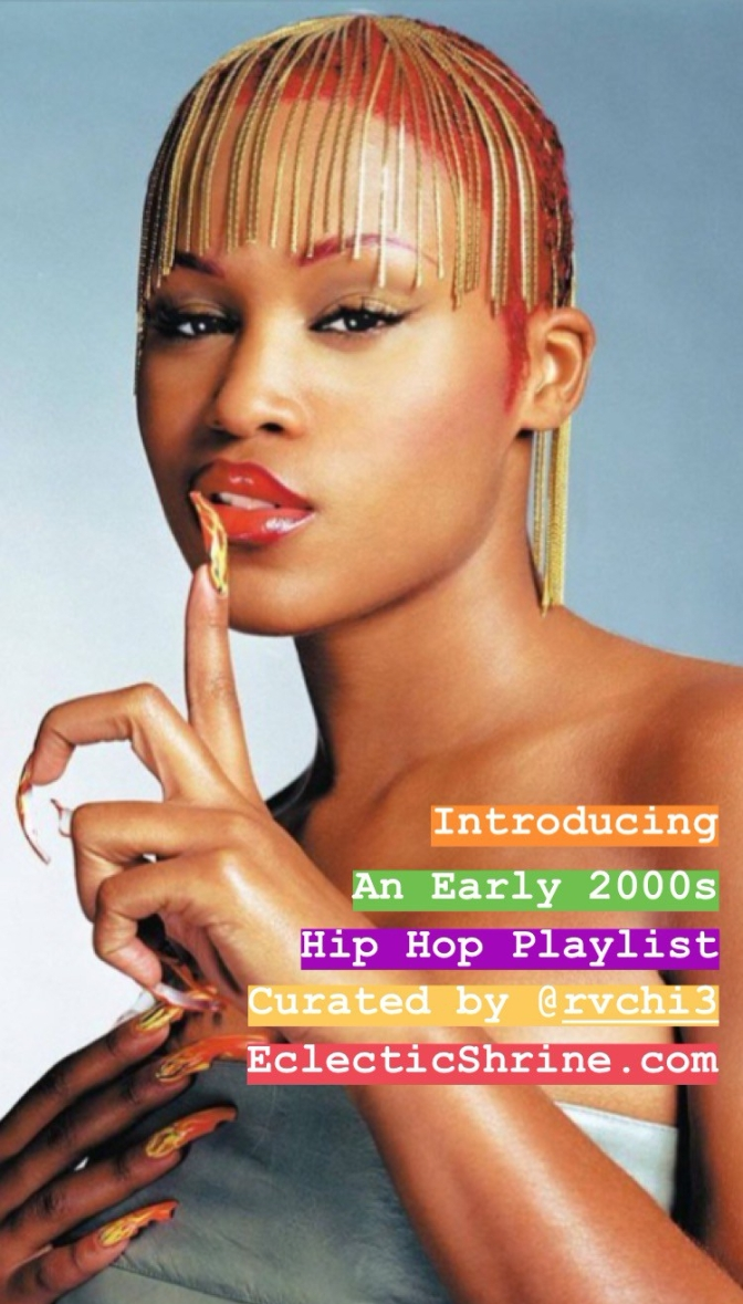 An Early 2000s Hip Hop Playlist